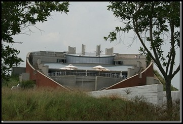 Cradle of Humankind Tumulus Centre Maropeng Muldersdrift