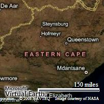 This was the independent Xhosa homeland