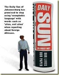 DailySunWasOrderedToStopUsingXenophobicLanguageTowardsForeignersNov2008