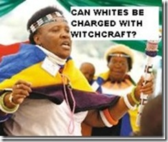 Canwhitesbechargedwithwitchcraft