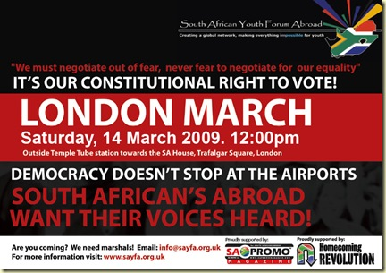 ExpatMarchSA_LondonMarch142009_TrafalguarSquareLondon