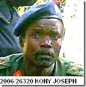 Kony Joseph Ugandan Wanted For War Crimes Interpol int