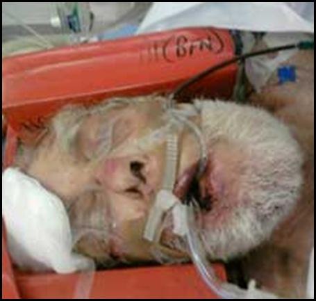 Potgieter Andre Journalist smallholding attack Bloemfontein June 13 2009