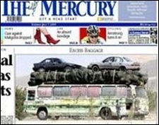 Overloaded Bus July 7 2009 Natal Mercury