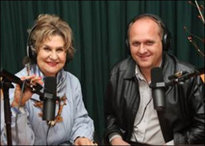 Solidarity Radio Tossie Lochner and Dirk Hermann July 29 2009 for 1,5m Afrikaners abroad