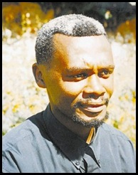 Yoyo Xolani 40 executed hours after elected chairman of Ikamvelihle CPF Sept2009