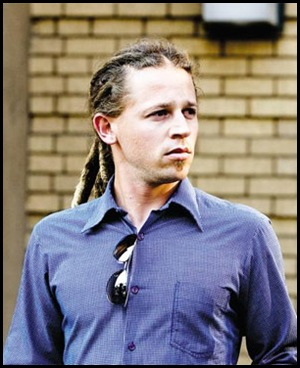 Gugger Björn sues Police minister for Reserve bank father's killing Ptetoria Sept 19 2009