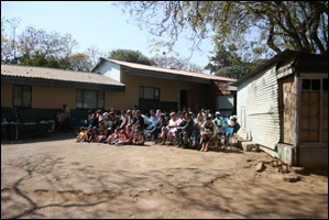 Afrikaner Poor Pretoria Suatter Camp Solidarity Helping Hand Sept 2009