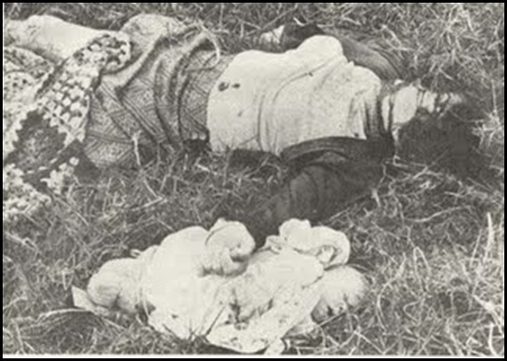 Elim Massacre Victim2 June231978 By Mugabe's Patriotic Front