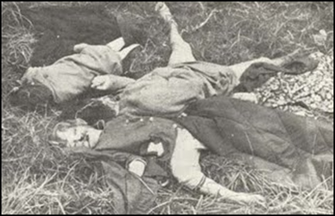 Elim Massacre Victim3 June231978 By Mugabe's Patriotic Front