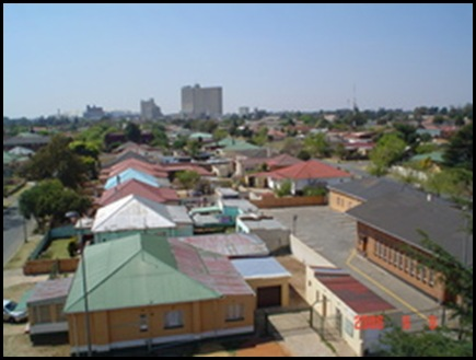 Randgate in Randfontein is a working-class mostly Afrikaner suburb