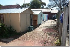 Afrikaner squatter camp Oct 2009 has run out of food