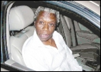 Motata judge Jan 6 2007 court photograph evidence after car crash