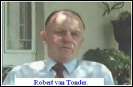Tonder van Robert Spiller, founder of Boerestaat Party