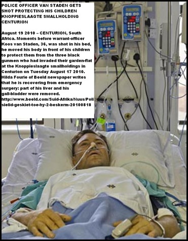 VanStaden Koos recovery Shot while fighting for lives of his children Beeld Aug192010