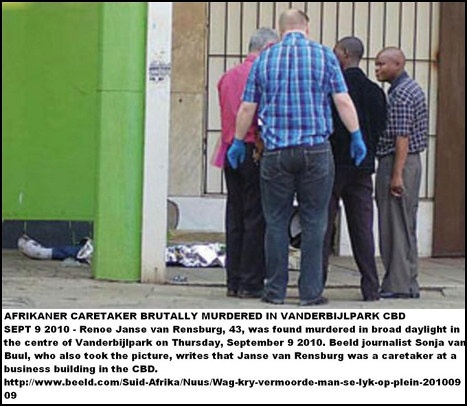 JanseVanRensburg_Renoe_caretaker_found_dead_VdBijlparkSept82010_BODY_AT_DOOR