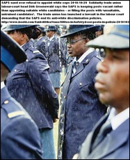 NEW COPS AND NOT A WHITE FACE IN SIGHT 700 new cops Bhisho Academy Oct282010