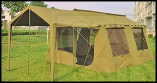 CAMPING EQUIPMENT found through BoerEntrepreneur_com
