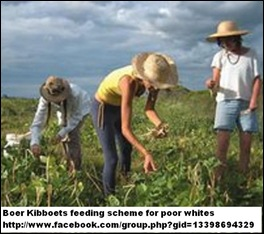 BOER FEEDING SCHEME OPERATION KIBBOETS