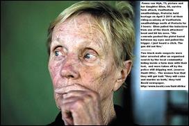 Van Wyk Fenna 70 captured for five hours by farm attackers VASTFONTEIN PRETORIAApril22011