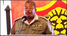 Shoke Solly MK Operation Vula Transvaal operative head of SANDF June12011