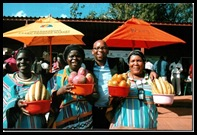 2006 Johannesburg produce market food bounty drying up because of the confiscation of Limpopo fruit farms