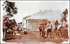BOER SCORCHED EARTH ETHNIC CLEANSING BY BRITISH 1902