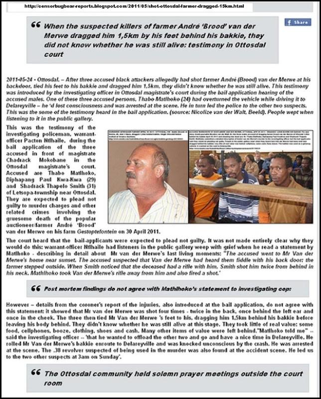 VanderMerwe Andre Brood April302011 BailApplicationOttosdal3suspects