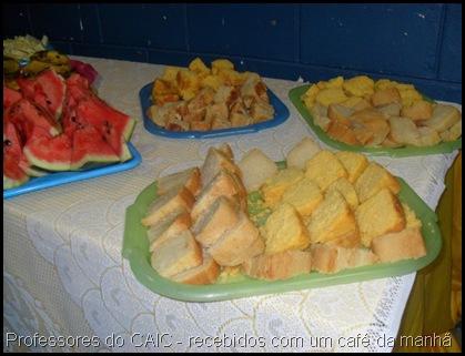 Jornada Pedagógica - Café da Manhã 1