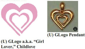 "GLogo ""Girl Lover"