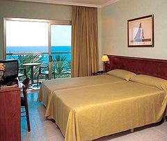 camera dell'Hotel Miramar