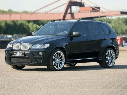 BMW X5 Hartge Edition