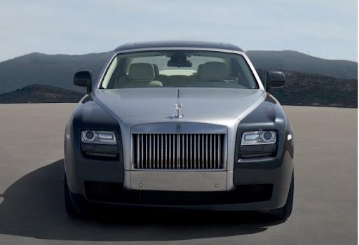 Roll-Royce Ghost