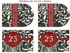 2010 Gift Tags