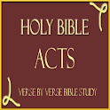 HOLY BIBLE: ACTS, STUDY APP icon