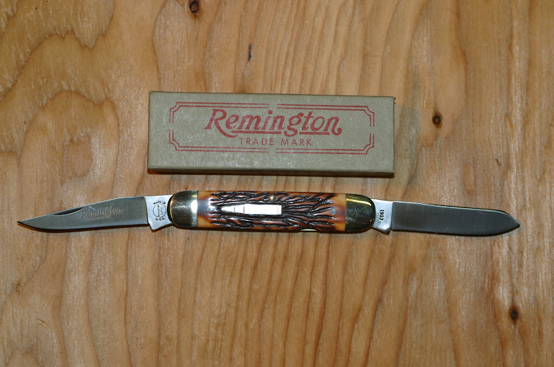knv K17 Remington Remington Bullet Knife R4356