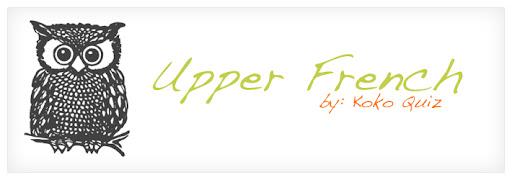 Upper French