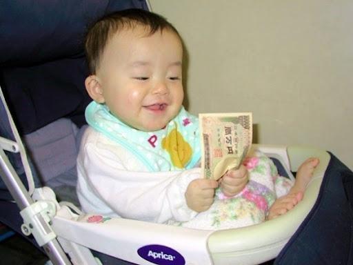 人类最纯真的笑容
