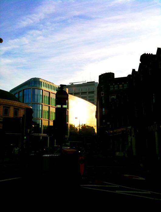 10.10.07 Sunny morning