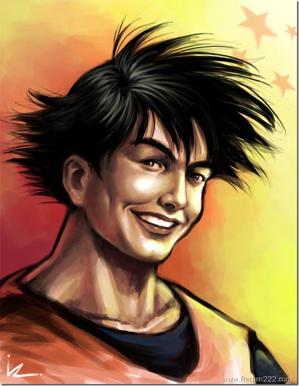 Goku_by_Iroisaac