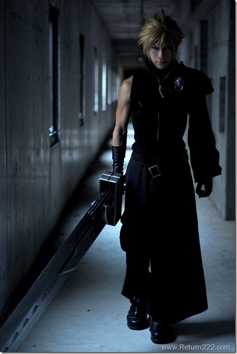 cloud_strife_by_kaname_lovers