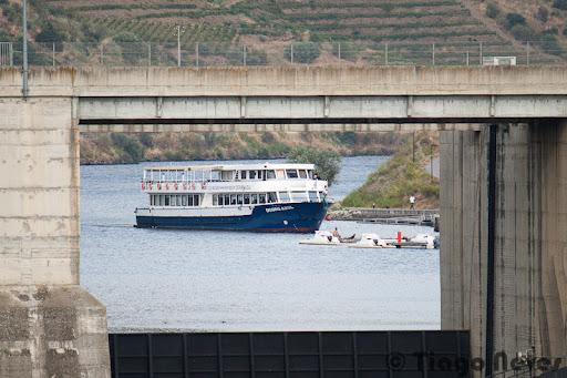 navio Douro Azul
