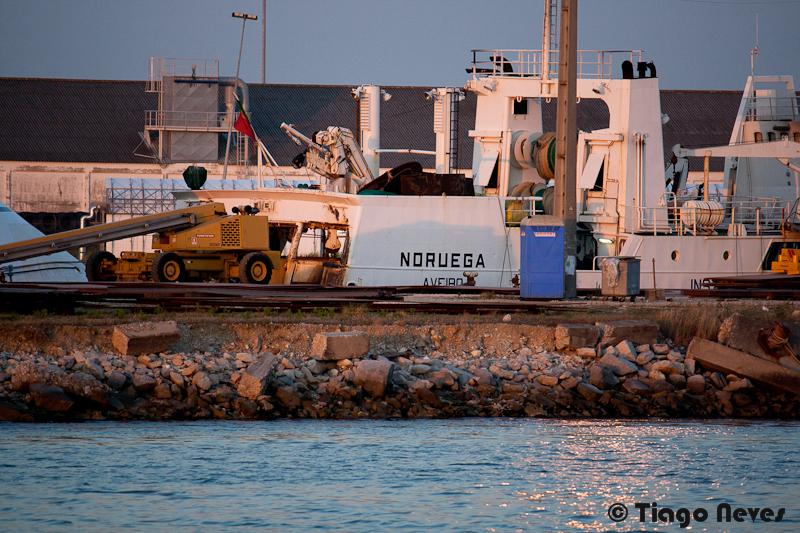 Navio de Investigação Noruega