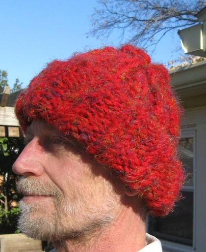 Neck Gator/Hat pattern. This is heavy duty, suitable for some of the worst ...