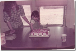 Me &amp; Mom 1st B-day