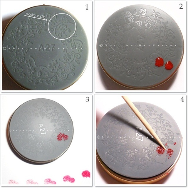 tutorial soft stamping
