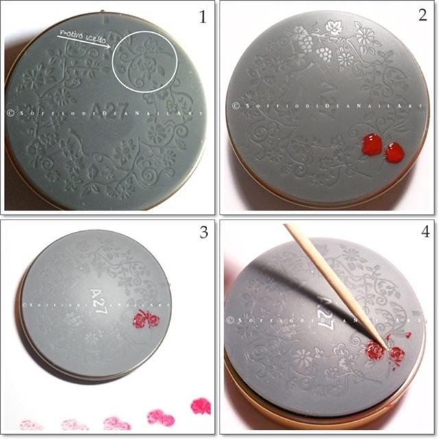 tutorial soft stamping