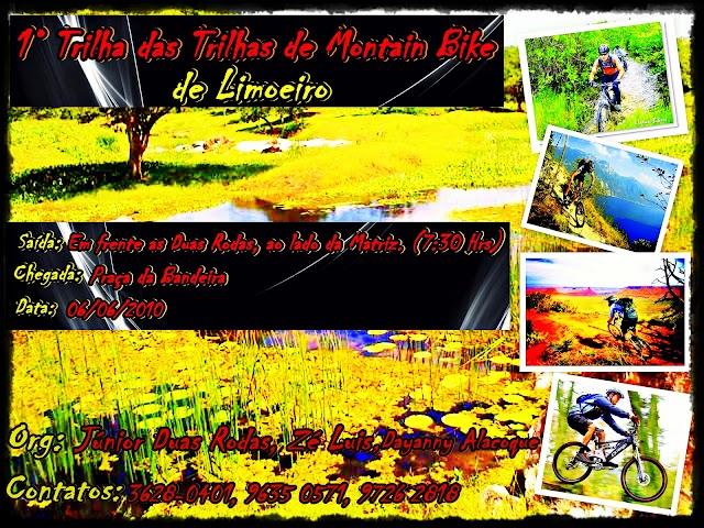 1ª Trilha das trilhas de motan Bike