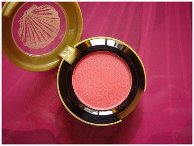 MAC EYESHADOW IN FIRECRACKER (TO THE BEACH COLLECTION)