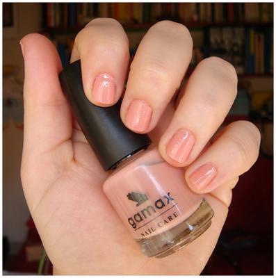 Gamax Smalto per unghie Rosa Stile